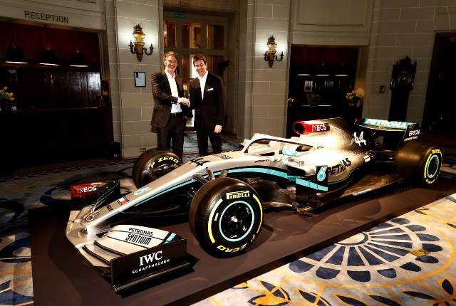 INEOS Becomes Principal Partner to Mercedes-AMG Petronas F1 Team