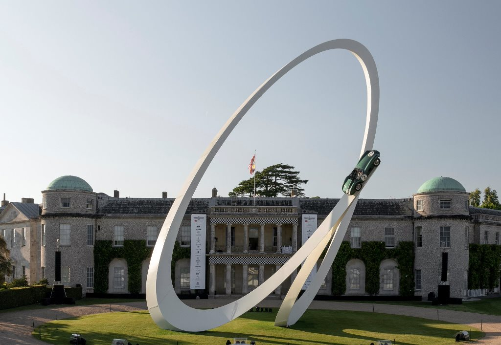 Aston Martin celebrates 70 years at Goodwood Festival of Speed