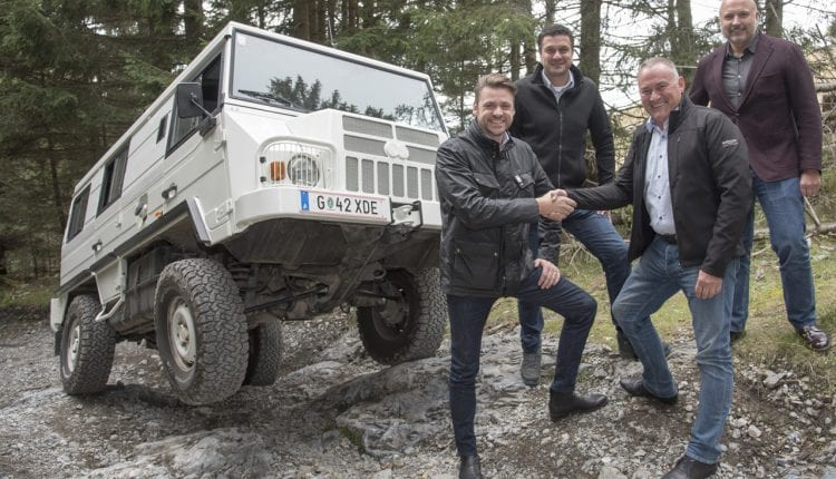 INEOS Automotive Extends Partnership with Magna to Develop Grenadier 4x4